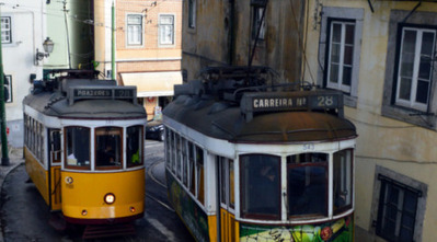 Zapping, the best way of paying for public transport in Lisbon | Travel in Portugal | Scoop.it