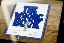 The Wrong Book App | The Little Big Book Club | My Tools for school | Scoop.it