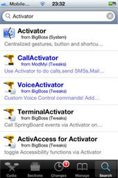 Launch Apps On Your iPhone Quickly With Activator Cydia Tweak - SwapMyApp | Technology | Scoop.it