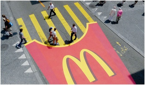 10 Awesome Examples of Guerrilla Marketing Campaigns | Business 2 Community | Social Media Listings | Scoop.it