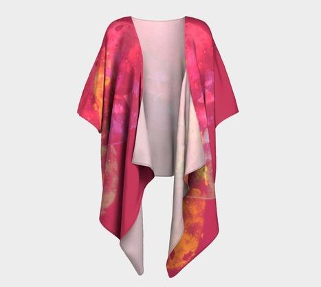 precious memory  Draped Kimono | Art and Photography and Inspiration | Scoop.it