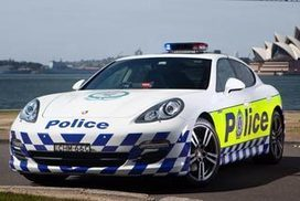 NSW Police get a Porsche | 12 HSC Marketing | Scoop.it