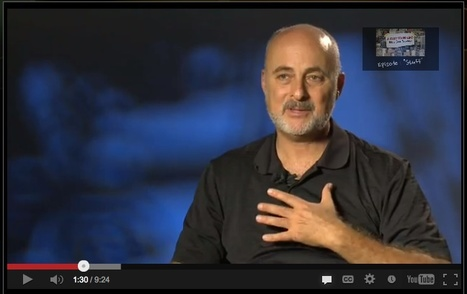 David Brin on the Science Fiction Barometer | Interviews with David Brin: Video and Audio | Scoop.it