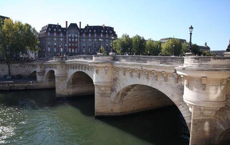 Le cadavre du pont Neuf était attaché avec du ruban « police » | J'écris mon premier roman | Scoop.it