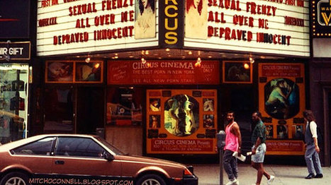 Glimpses of the long-gone, cool, decaying seediness of 42nd Street | Writing, Research, Applied Thinking and Applied Theory: Solutions with Interesting Implications, Problem Solving, Teaching and Research driven solutions | Scoop.it