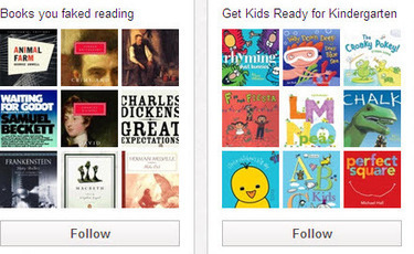 Use Pinterest to Promote Your Programs And Services | The Future Librarian | Scoop.it