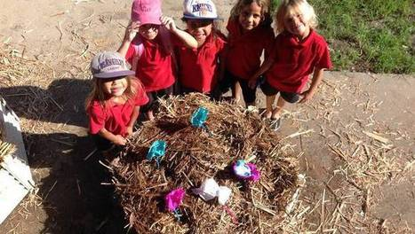 Toomelah Public School in Australia growing with Stephanie Alexander | School Gardening Resources | Scoop.it