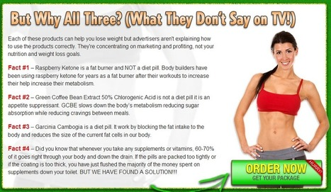 Triplex Ultra Review - GET FREE TRIAL SUPPLIES LIMITED!!! | Your Weight Loss Few slimming products | Scoop.it