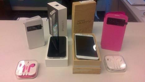 L'Apple Iphone 4S et le Samsung S4 sacrifiés chez TactilCenter | Accessoires GSM Mobile Smartphone Tablettes | Scoop.it