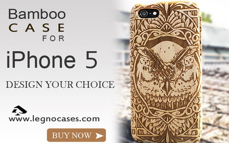 iPhone 5S Wooden case | iphone 5 Wooden Case | Scoop.it