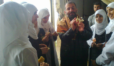 Gaza:  Growing mushrooms is the new breadwinner | Mushroom cultivation in The Third World | Scoop.it