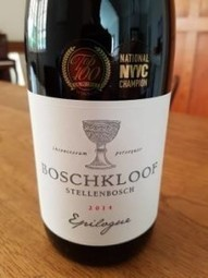 Boschkloof Epilogue Syrah 2014 | Winemag.co.za | SA Wine Ratings, News, Opinion & Analysis | Wine from Down Under | Scoop.it