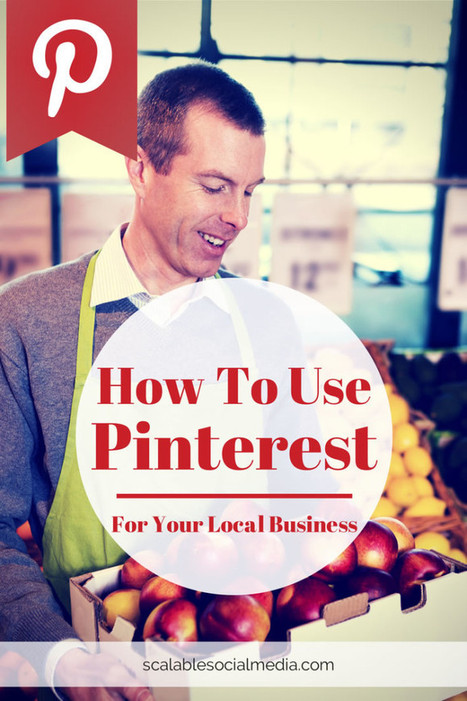 Can Pinterest Work For Local Businesses? | Pinterest | Scoop.it