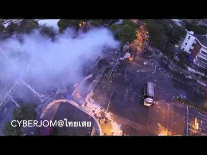 In Thailand, a Drone's Eye View of Protests | Rise of the Drones | Scoop.it