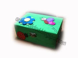 Artenualidad: Primera caja decorada | Artenualidad | Scoop.it