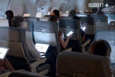 Les liseuses bientot autorisées pendant les décollages dans les avions de ligne   Geeks   Scoop.it