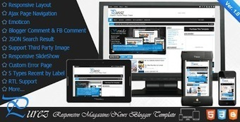 TOP 10 RESPONSIVE BLOGGER TEMPLATES OF 2013 - Techno2know   Technology   Scoop.it