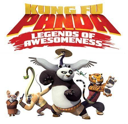 Кунг фу панда смотреть новые серии 2017 года