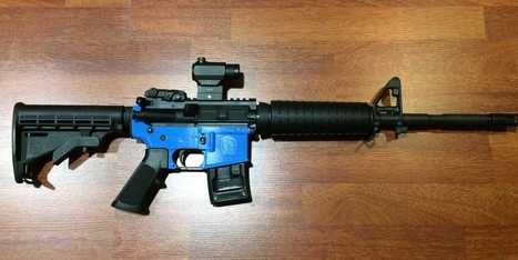 I 3D-Printed An AR-15 Assault Rifle — And It Shoots Great! - Business Insider | world news | Scoop.it