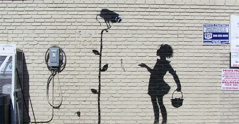 Banksy Art  featured @ Julien's Street Art Auction | HISTORIA DEL ARTE | Scoop.it