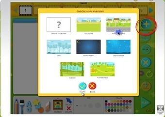 ABCya! Animate : Φτιάξτε μικρά animation | education tools | Scoop.it