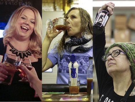 Ladies of lager gravitate to beer careers | International Beer News | Scoop.it