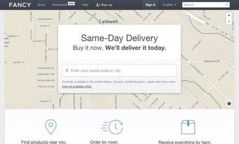 Same-day Delivery by Ecommerce SMBs Viable? | Ecommerce logistics and start-ups | Scoop.it