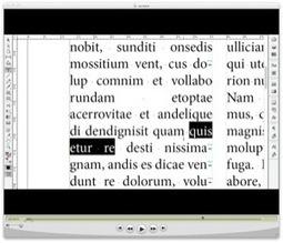 Tutorial InDesign : La césure des mots - Wisibility | Infographie - Metteur en Page | Scoop.it
