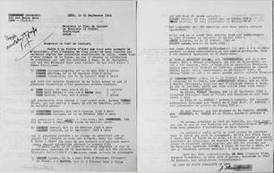 11 septembre 1942 : la rafle des juifs de Lens - Les Archives du Pas-de-Calais (CG62)   La Mémoire en Partage   Scoop.it