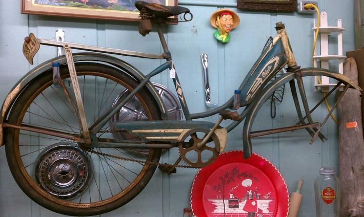 Vintage Bikes! | Antiques & Vintage Collectibles | Scoop.it
