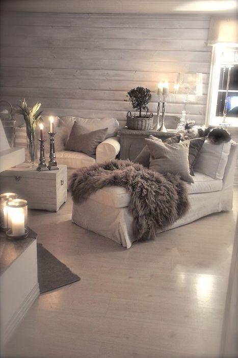 decorista daydreams (cozy glamour) | GirlyGlamHome | Scoop.it