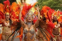 Notting Hill Carnival. A brief history   LehWeGo.com   SOCA ALL STARS   Scoop.it