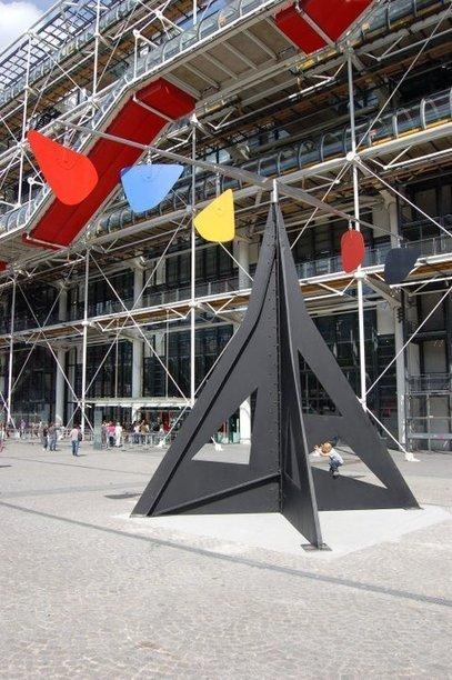 "Alexander Calder: ""Horizontal"" | Art Installations, Sculpture, Contemporary Art | Scoop.it"