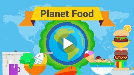 Planet Food | GHS Agricultural & Economic Geography | Scoop.it
