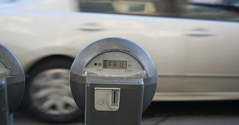 Vulnerable parking apps allow hackers to steal your login and credit card details | The Times They Are A-Changin' | Scoop.it