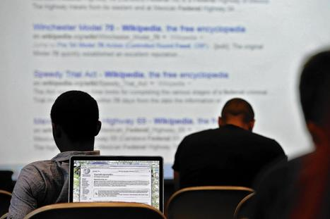 Why some college professors are telling students to use Wikipedia for class | Libraries In the Middle | Scoop.it