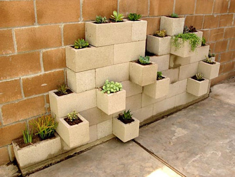 Seven innovative garden planters made using recycled materials | Greendiary : Greendiary – Let's go green and save the environment for a sustainable future | Back Yard Garden Projects | Scoop.it