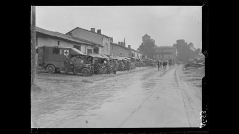 La bataille de Verdun dans les collections de l'ECPAD : le transport des blessés et des morts | Chroniques du centenaire de la Première Guerre mondiale : revue de presse | Scoop.it