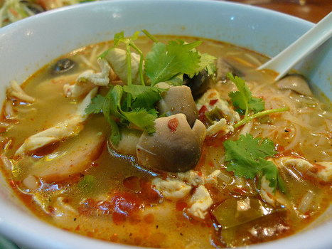 Give Your Taste Buds a Healthy Twist with These Top Thai Soups | The Royal Budha | Scoop.it