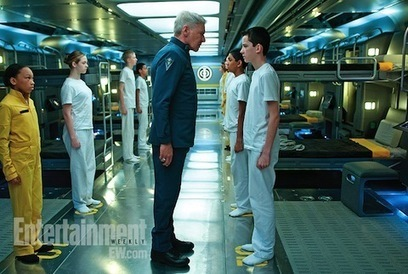 Le prime foto di Ender's Game | Fantascienza | Scoop.it