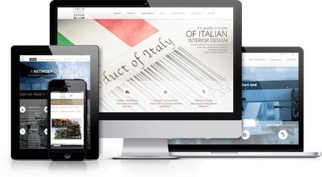 Italia Home Design - Sito Web Responsive | WOOI Web Design | Scoop.it