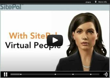 Add Speaking Animated Characters To PowerPoint Slides With SitePal | elearning stuff | Scoop.it