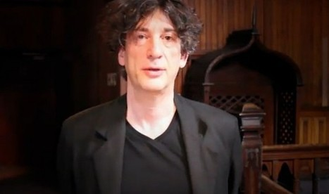 Neil Gaiman introduces his children's book 'Fortunately, the Milk' | MulderComicReport | Scoop.it