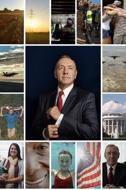 Underwood for President – Storytelling politico - SEOciologist | Storytelling - Narrazioni nel web | Scoop.it