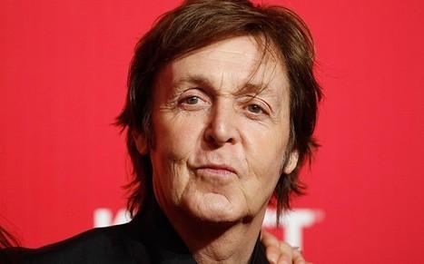Sir Paul McCartney forced to postpone US leg of world tour on doctors' orders - Telegraph.co.uk   TheBeatles   Scoop.it