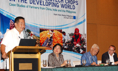 Philippines: Farmer-leader backs wider propagation of biotech corn | MAIZE | Scoop.it