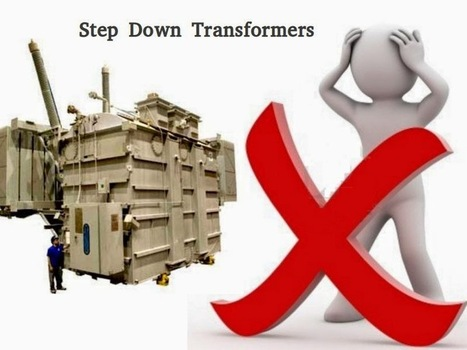 Best electrical step down transformers provider | Industrial Transformer | Scoop.it