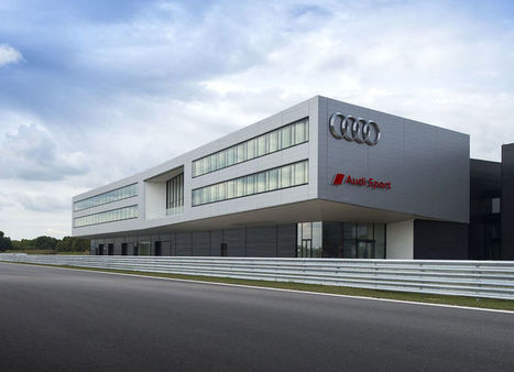 Audi with new motorsport strategy: Formula E instead of WEC | Sports Cars in Motorsport | Scoop.it