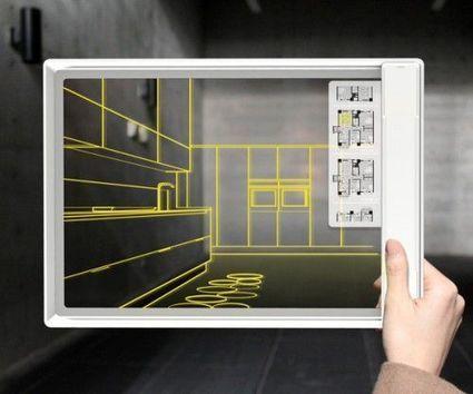 Les défis de la réalité augmentée dans les prochaines générations d'interfaces utilisateur | titou.net | eLearning related topics | Scoop.it