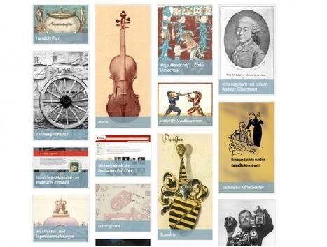 Une iconothèque sous licence libre Creative Commons à la Landesbibliothek de Dresde · Global Voices en Français | Merveilles - Marvels | Scoop.it